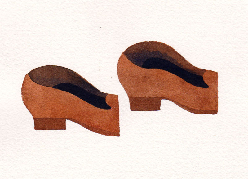 Two Shoes, Each Half