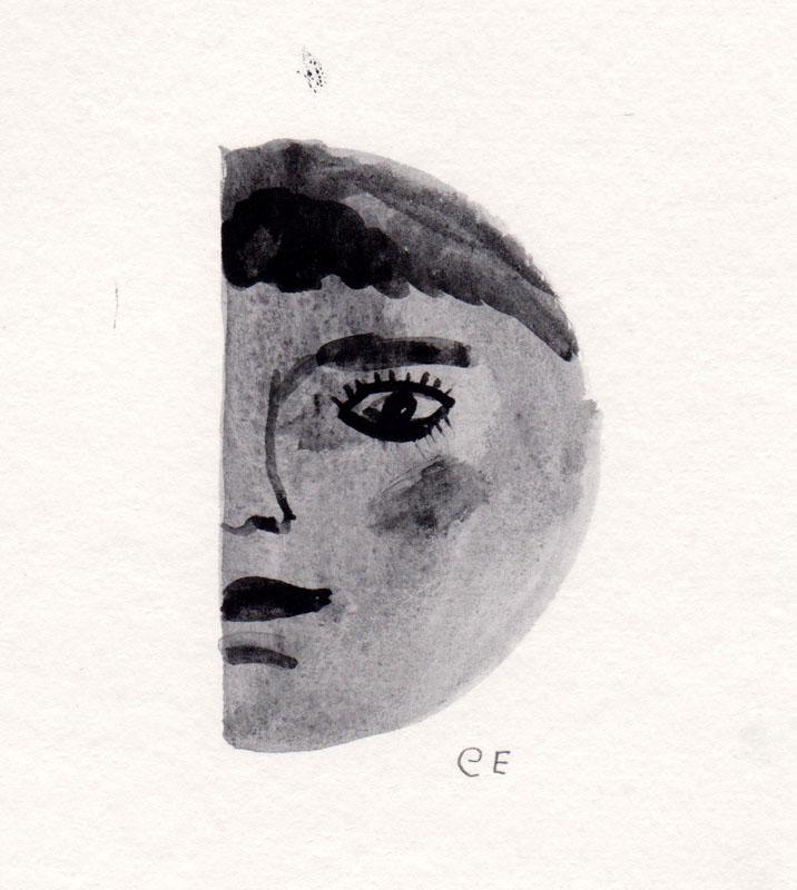 Half Face Study