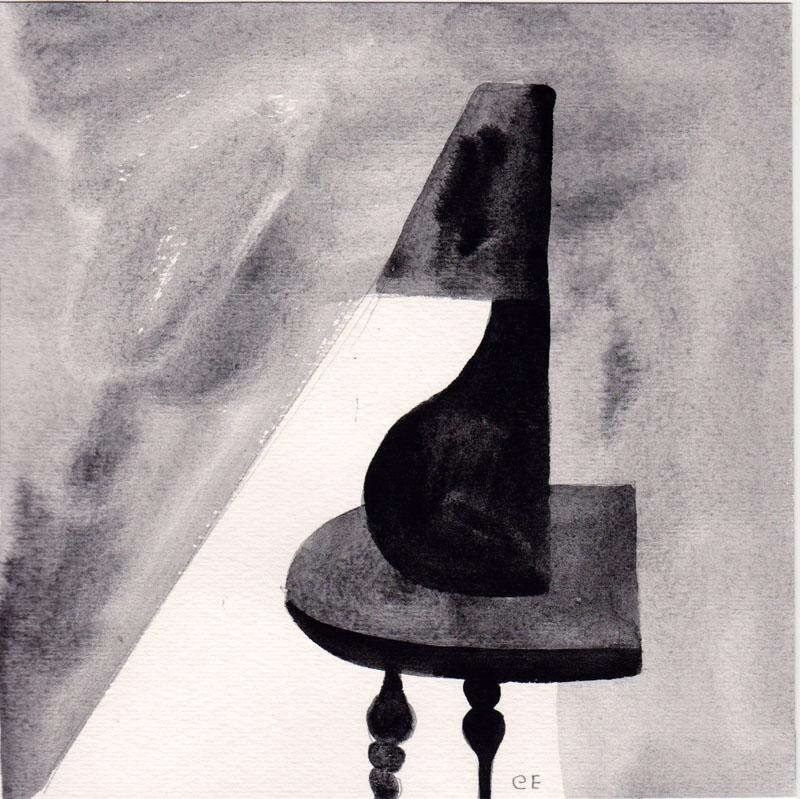 Half Lamp Study