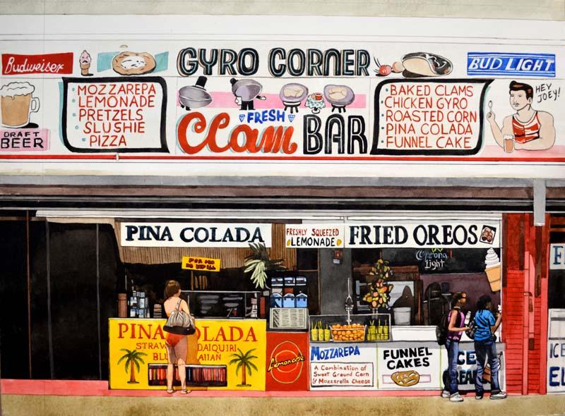 Coney Island Clam Bar