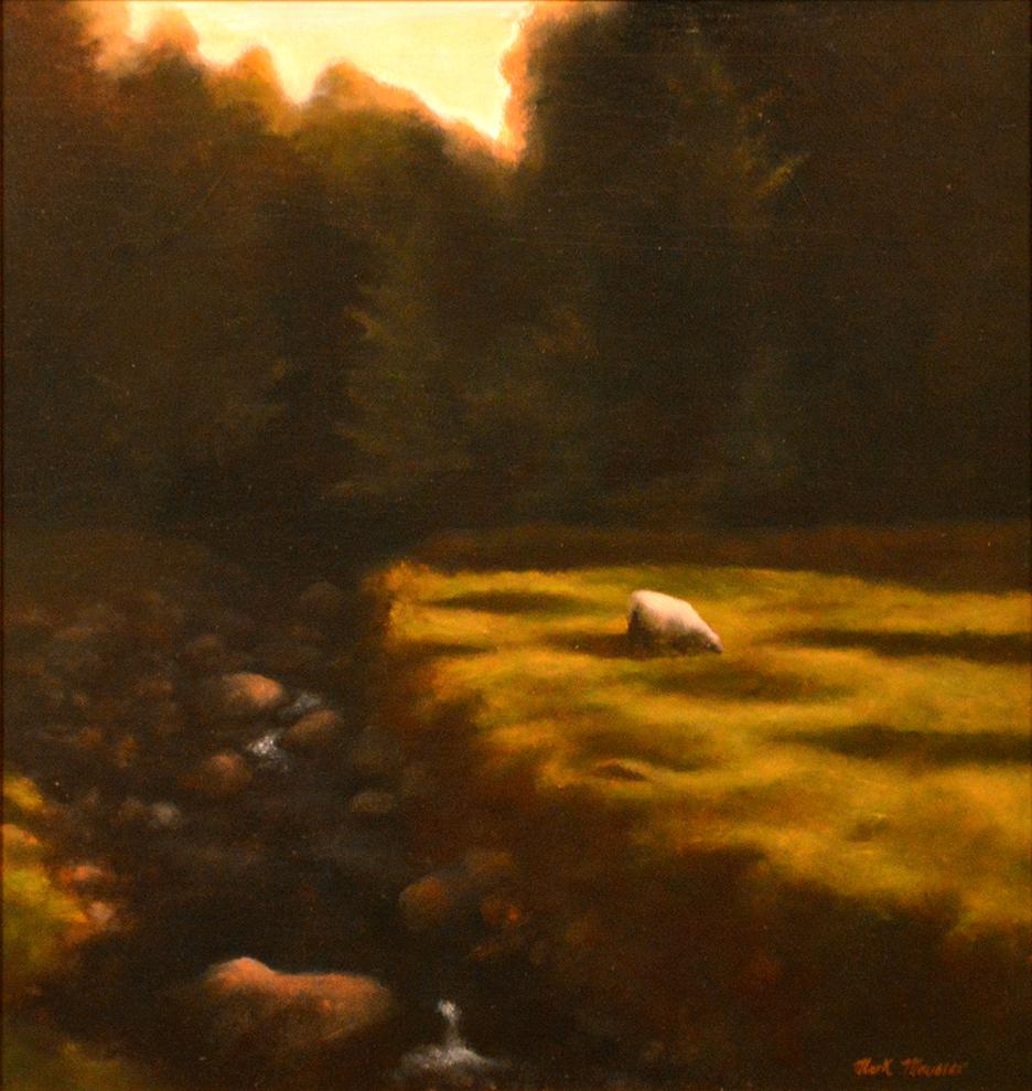 Sheep at Bear Creek
