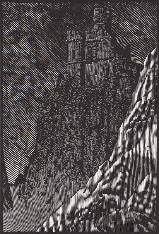A Vast Ruined Castle