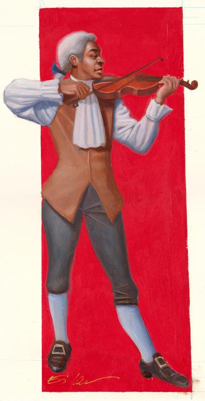 Chevalier De Saint-Georges