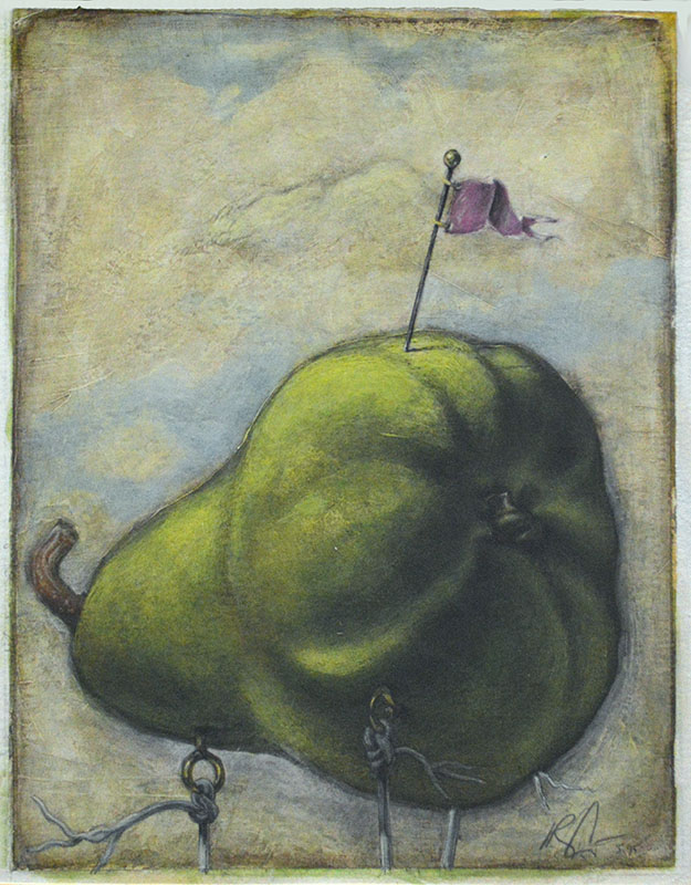 Pear Dirigible